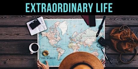 ❖ How Create an Extraordinary Life - Workshop tickets