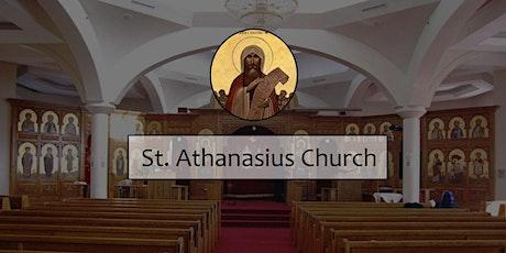 Holy Liturgy @ St. Athanasius tickets