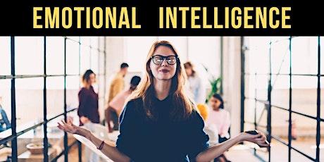❖ How to Develop Emotional Intelligence - Workshop tickets