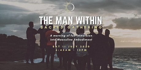 The Man Within - Masculine Embodiment tickets