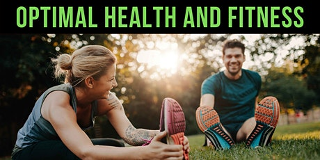 ❖ How to Optimize Your Health - Workshop tickets