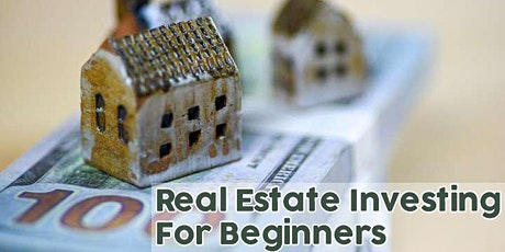 REAL ESTATE INVESTING for Beginners...Learn to Invest Like the Pros..UTAH tickets