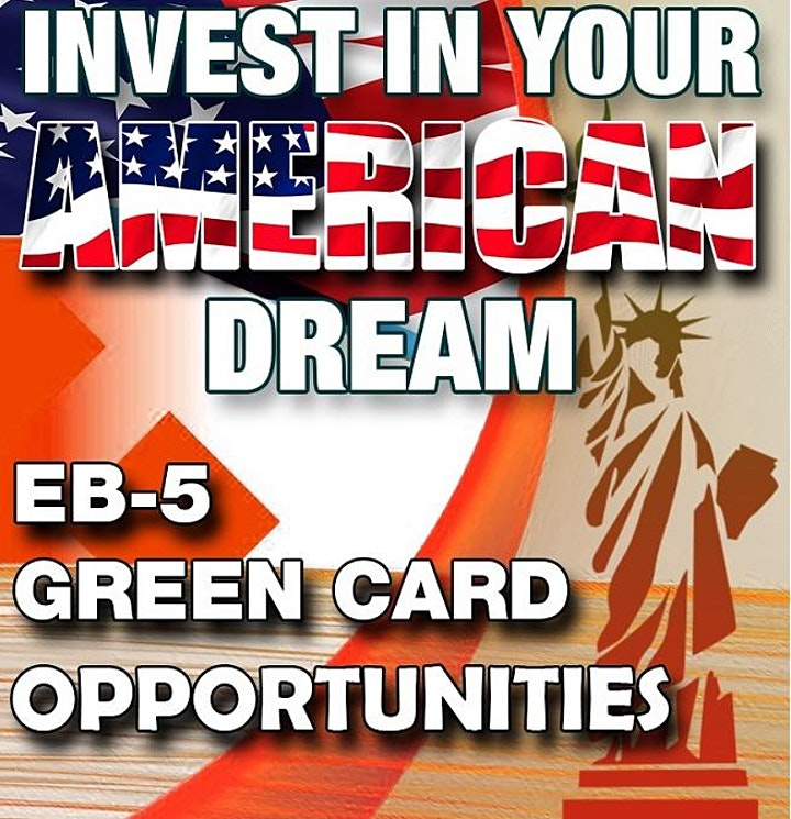 London  EB-5 American Green Card Virtual Market Series image