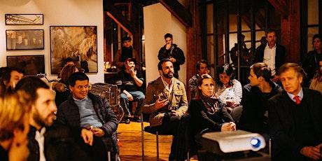 """""""Cafés Esenciales"""", conferencias originales de psico-antropología entradas"""