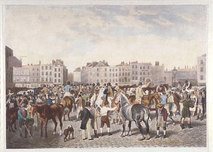Virtual Tour - London's Historic Markets image
