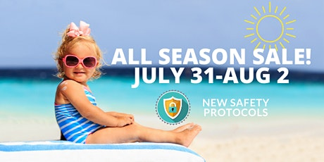 Community Presale - July 30 ~ JBF Huge Back to School-All Season Sale tickets