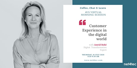 Customer Experience in the digital world tickets