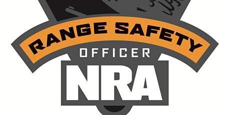 NRA Range Safety Officer (RSO) Class tickets