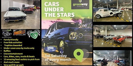 CARS UNDER THE STARS T20/46 tickets