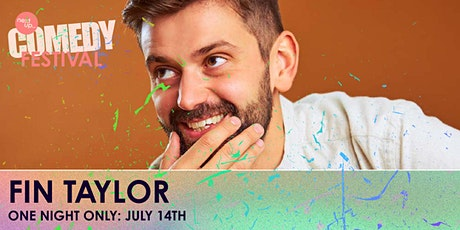 Fin Taylor // The NextUp Comedy Festival - Show 14 tickets