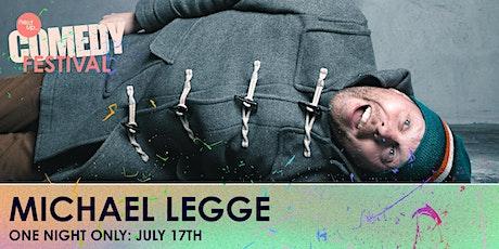 Michael Legge // The NextUp Comedy Festival - Show 17 tickets