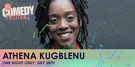 Athena Kugblenu // The NextUp Comedy Festival - Show 28 tickets