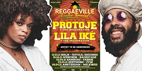Reggaeville Easter Special in München 2021 Tickets