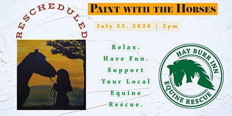 Paint with the Horses tickets
