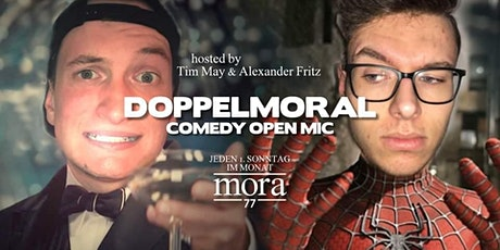 Doppelmoral am 5.7.20 (Live-Comeback) Tickets