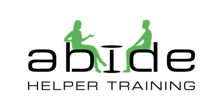 Abide Helper Training  tickets