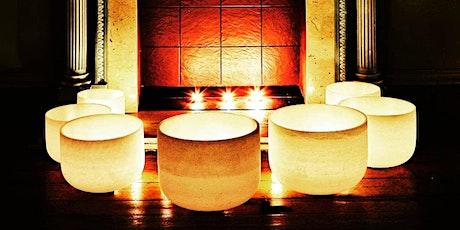 Full Moon Yin Yoga & Sound Healing (Virtual) tickets