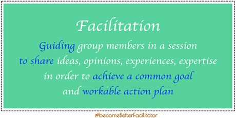 Agile Team Facilitation-FREE email course #becomeBetterFacilitator- Sep2020 tickets