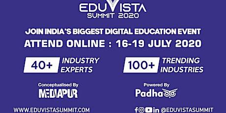 EduVista Summit 2020 tickets