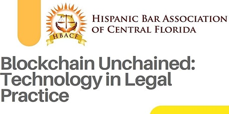 Blockchain Unchained: Technology in Legal Practice tickets