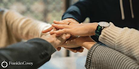 Leadership series: Inspiring Trust  Through Tough Times tickets