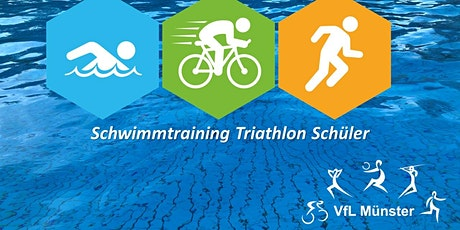 Schwimmtrainin Triathlon Schüler tickets