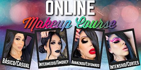 INTERMEDIO/SMOKEY | ONLINE MAKEUP COURSE entradas