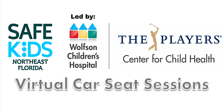 Car Seat Education Session - Virtual tickets