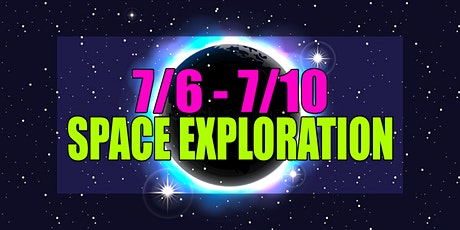 STEAM SUMMER CAMP: SPACE EXPLORATION tickets