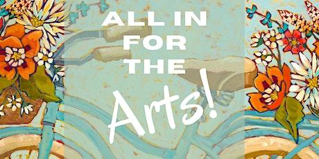 Crested Butte Arts Festival - Online Art Auction tickets