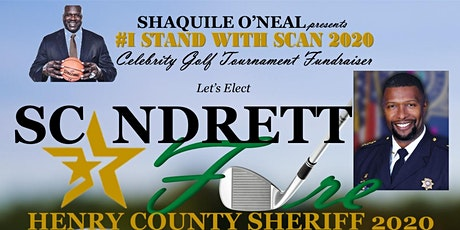 Shaquille O'Neal presents #ISTANDWITHSCAN 2020 GOLF TOURNAMENT FUNDRAISER tickets