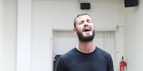 Accès libre sur Zoom - Le mix : chanter haut à pleine voix tickets