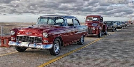 Wildwood's Annual Fall Boardwalk Classic Car Show 2020 tickets