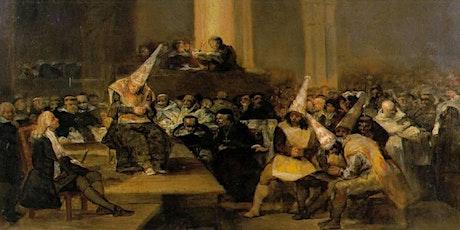 Free Tour Inquisición Española tickets