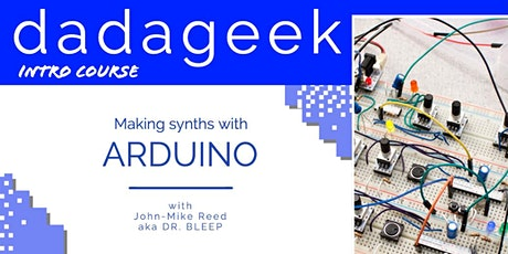 Making Synths with Arduino tickets