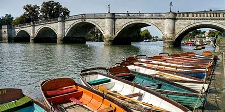 RIVER THAMES QUIZ: a family activity tickets