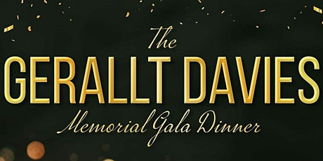 Gerallt Davies Memorial Gala Dinner tickets