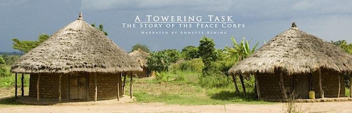 "Texas Returned Peace Corps Volunteers (RPCVs) Present: ""A Towering Task"" image"