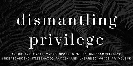 Dismantling Privilege: Understanding Systemic Racism and Unearned Privilege tickets