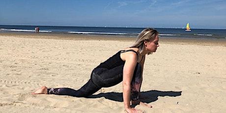 Detox Yin Yoga op het strand - Egmond aan Zee tickets