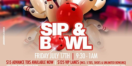 Sip And Bowl AZ - AUG tickets