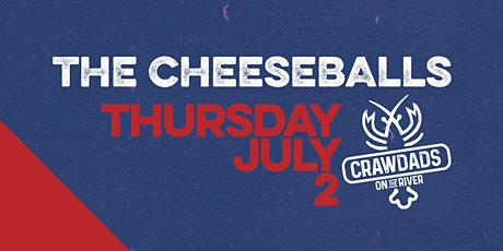 The Cheeseballs Live tickets
