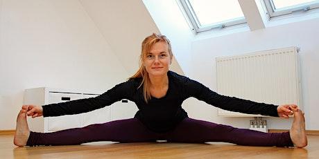 Yoga im Schillerpark Tickets