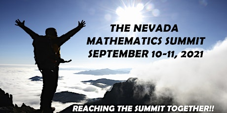 The Nevada Mathematics Summit 2021 tickets