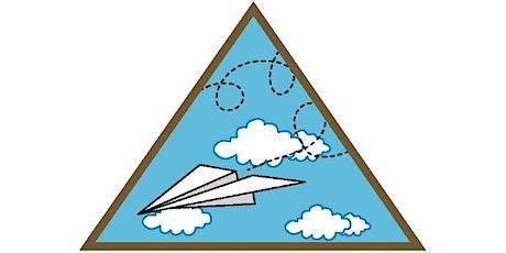 Brownie Aviation Badge Tickets