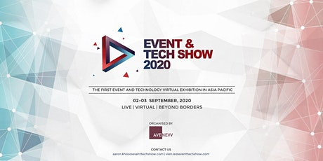 Event & Tech Show Asia Pacific 2020 tickets