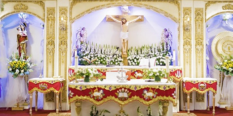 St.Alphonsa Cathedral Week Days Holy Mass billets