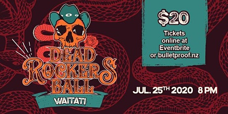 Waitati Dead Rockers Ball tickets