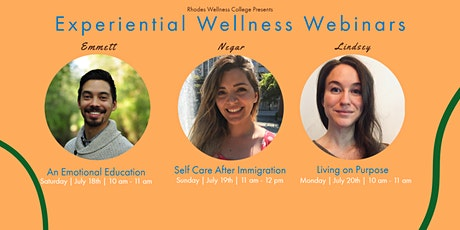 Experiential Wellness Webinars tickets