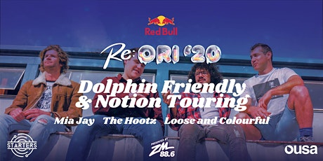 Re:ORI '20 - Dolphin Friendly & Notion Touring tickets